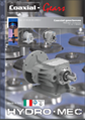 Coaxial gears metric catalogue