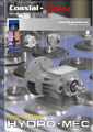 Coaxial gearboxes inch catalogue