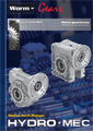 Rightangle worm gearboxes inch catalogue